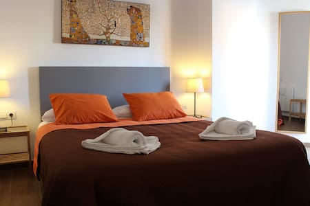 Comfortable, functional, tidy, near the beach.WIFI - Málaga