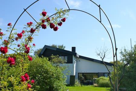 Zimmer KLARA im Haus Grenzland, Nordseenähe - Rodenäs - Haus