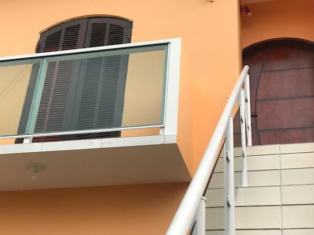 O primeiro aconchego na rua
