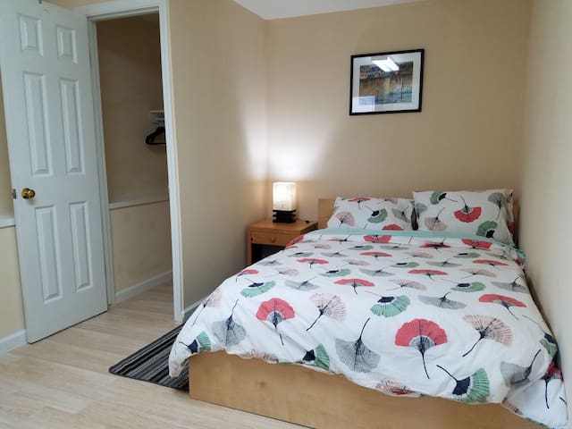 PRIVATE BEDROOM BY THE VIBRANT MISSION DISTRICT!