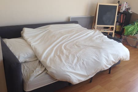 Comfy Bed on the Quays - Colchester - Lägenhet