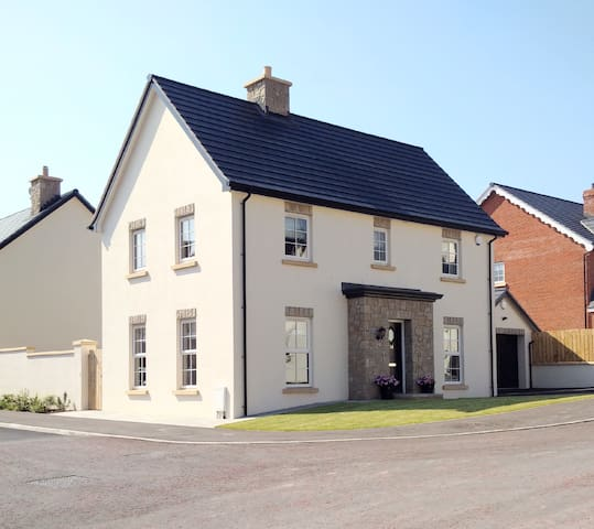 High Moor House (Tourism-NI 5-Star) - Newtownards - Huis