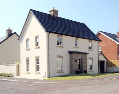 High Moor House (Tourism-NI 5-Star) - Newtownards - House