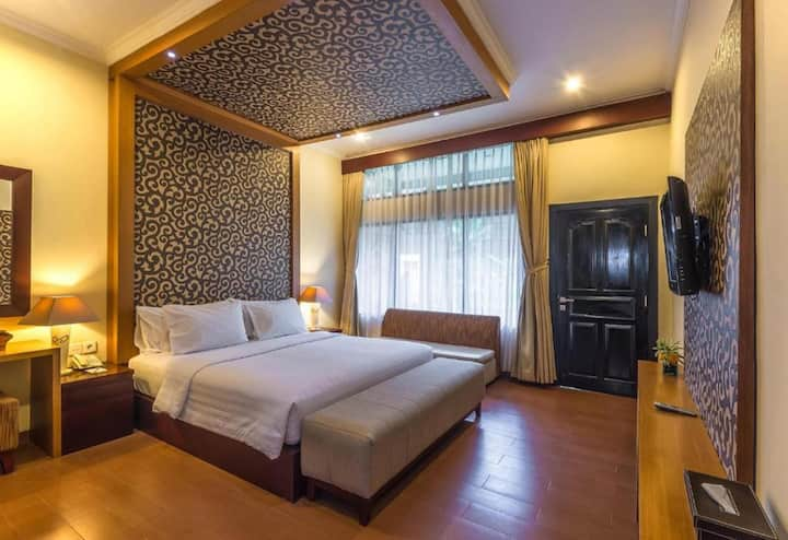 First Class Suite One Bedroom At Tabanan