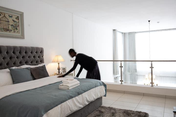 Lakowe Lakes Golf Resort Loft Apartment