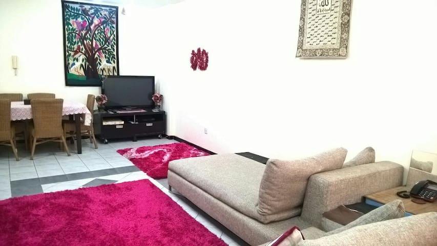 3 MIN TO METRO & 5 MinTO CITY CENTE - Dubai - Apartment