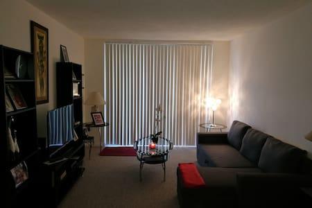 Confortable Habitacion Cerca de Malls y Aeropuerto - Miami - Apartmen