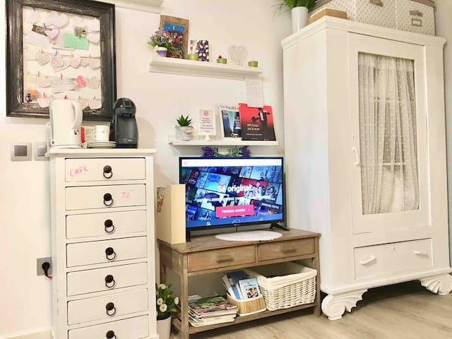 Televisión con Smart TV