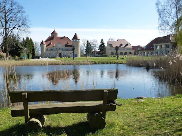 Gästezimmer in Stolpe auf Usedom