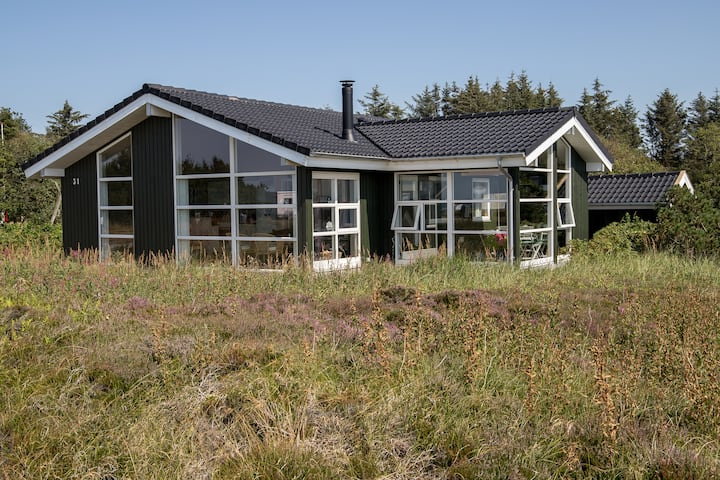 4 pers. sommerhus 100 m fra Limfjorden