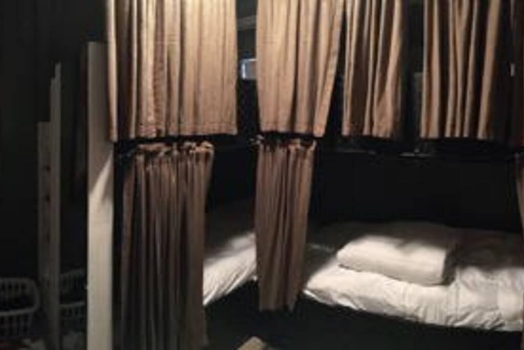 Extra LONG single beds