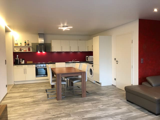 3 Room Business Appartment near AUDI & LIDL