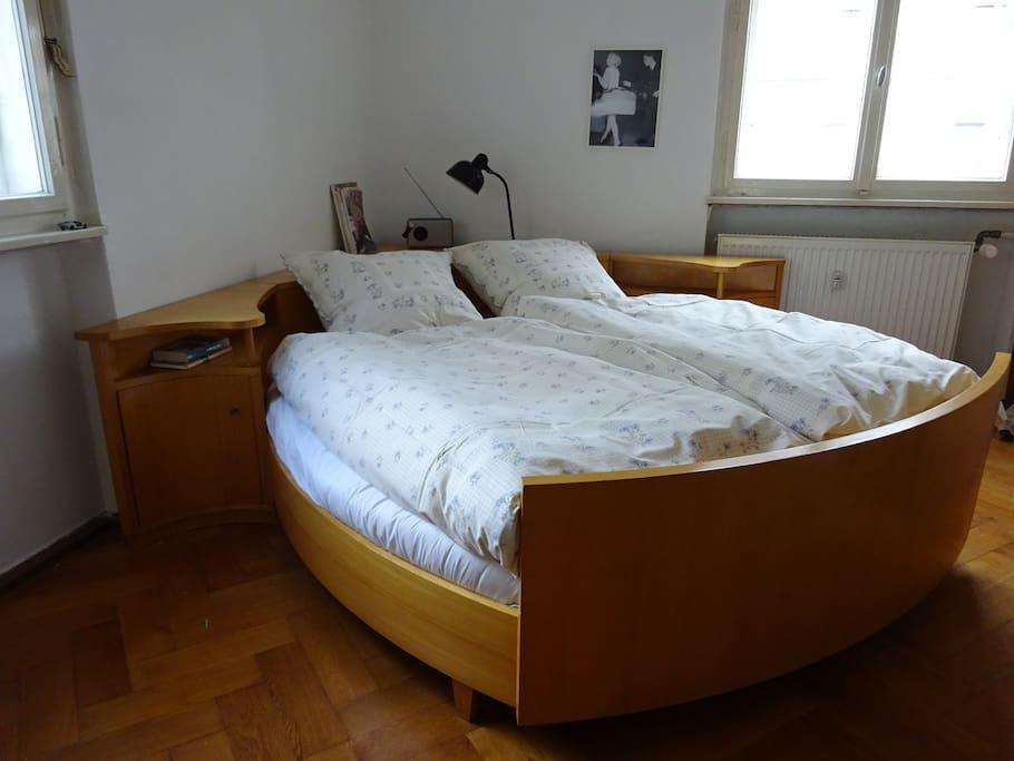13b Doppelbett