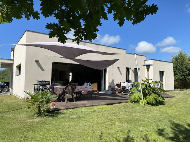Idéal Vélodyssée  et  Chemin de Compostelle