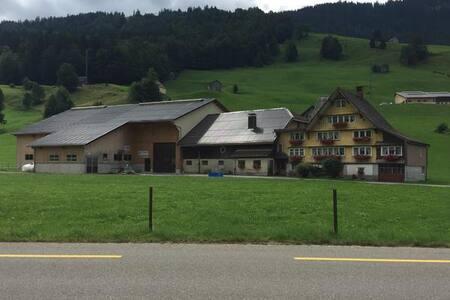 Ferienwohnung in Alt St. Johann - Alt Sankt Johann - Társasház