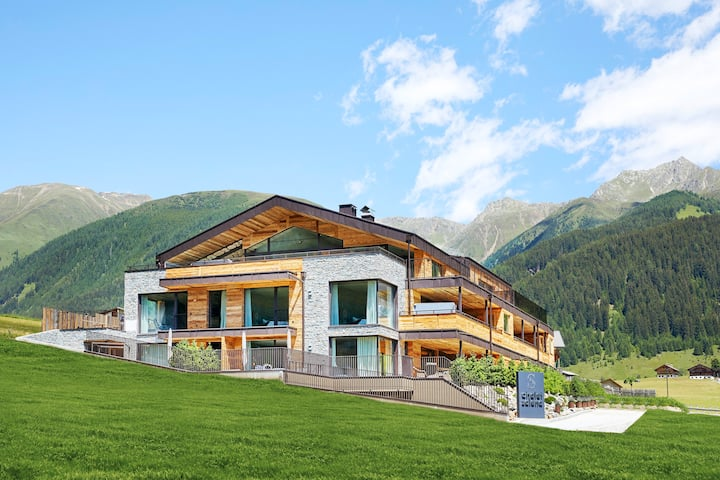 Luxury Spa Chalet - Gsiesertal