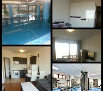 Belveder Club - Bansko - Appartement
