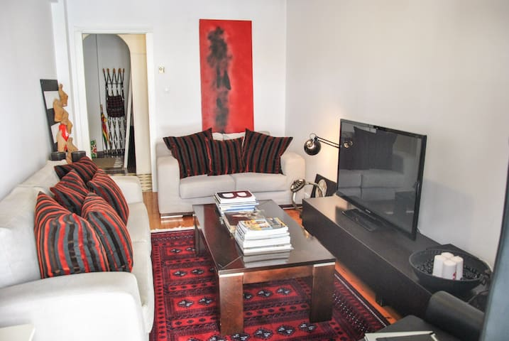 KOROMILA downtown apt.  sleeps 5 - Thessaloniki - Apartment