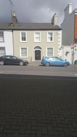 Double Room in 2 Bed Apartment, Centre of Kells