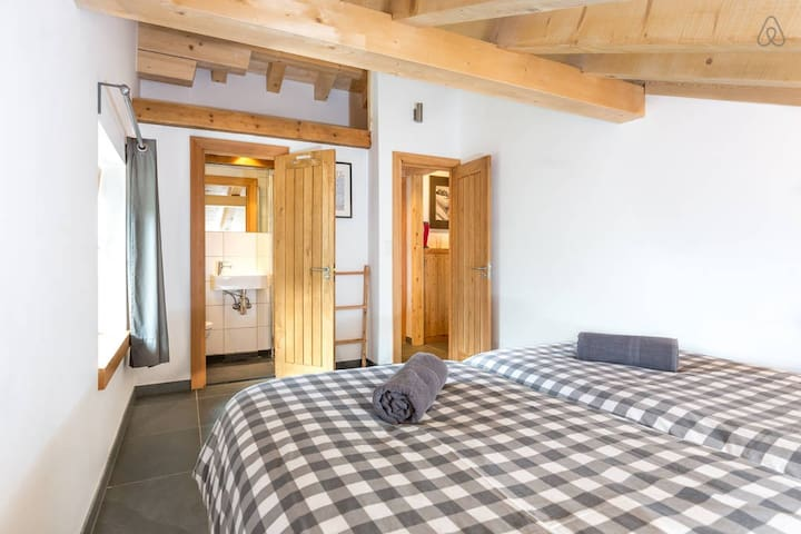 Bed & Breakfast Verbier Valley room 1