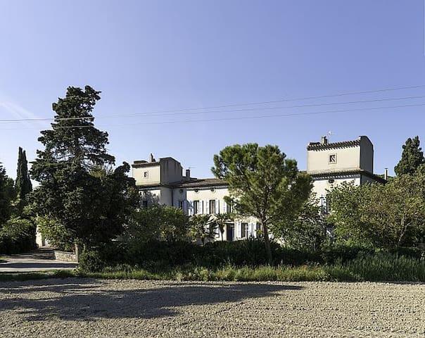 Gîte La Maison des Vendangeurs - Villesiscle - Flat