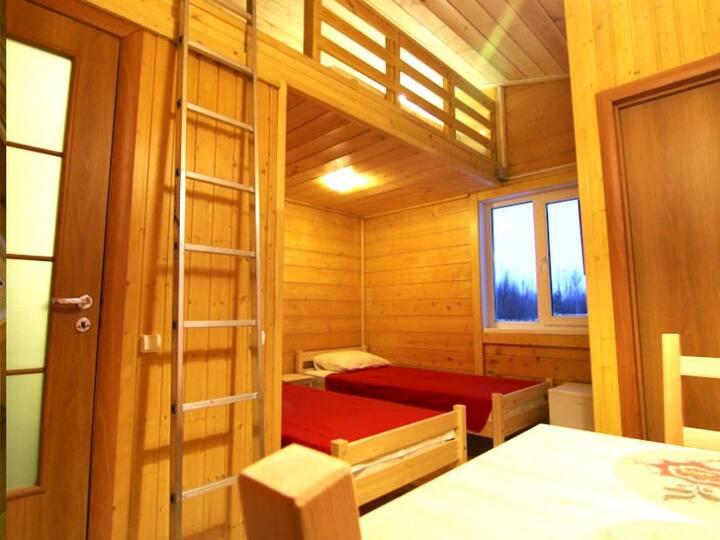 Standart room. Hotel Krenitsy