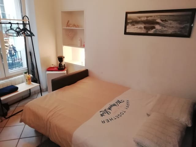 Private and great room in Central Paris