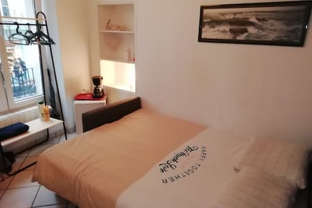 Génial chambre à Paris centre
