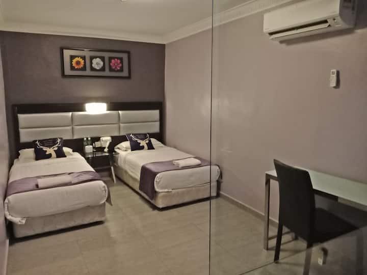 Superior Twin @ Johor Bahru by T Hotel, Skudai