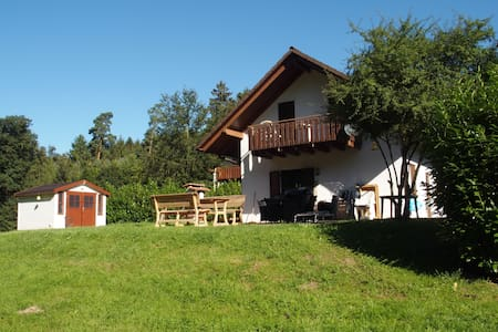 Great comfortable home + spacious garden - Kirchheim - Hus