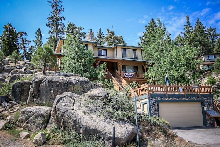 Boulder Bear Lake House #1465 - Big Bear Lake - House
