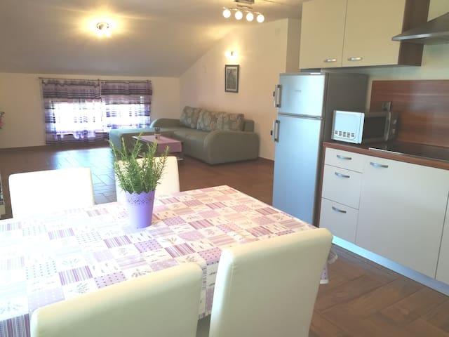 Blagovaonica i dnevna soba/ Dinning room and a living room