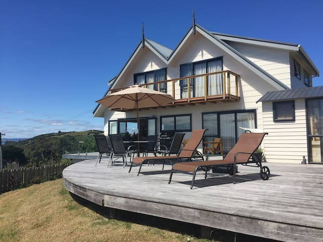 Island Sunrise - Waiheke Island - Haus