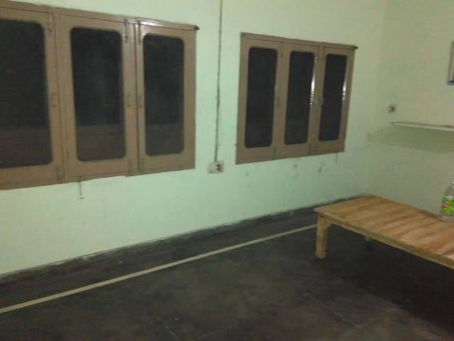 Boys hostel  for male guests only. 3 beds per room