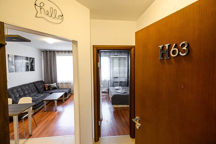 Belvedere Holiday Club VIP Elegant Apartement H 63