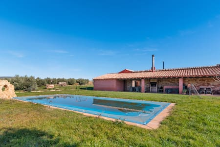 Charming Mansion in Alcaraz with Shared Swimming Pool