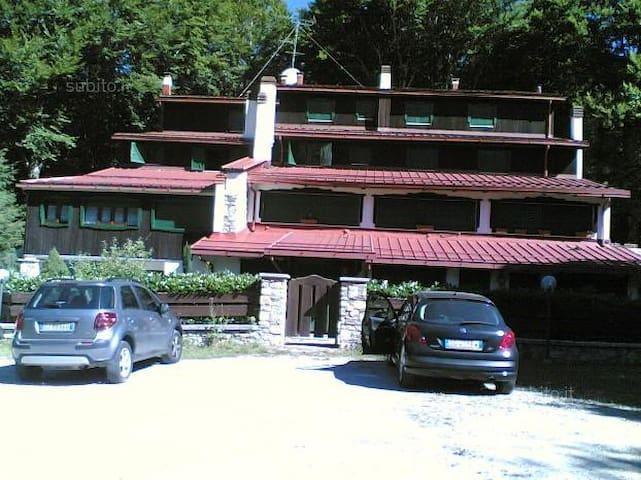 Appartamento da sogno in montagna - Livata - Byt