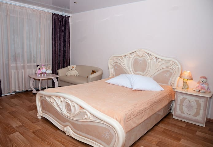 Firelpace Apartment - Vologda