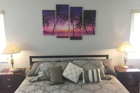 Never Winter - 3br/2 bath-sleeps 6-close to beach