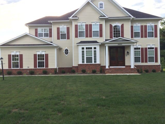 Country view and lots of space - Leesburg