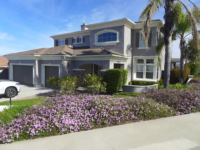 large house with beautiful view - San Diego - Haus