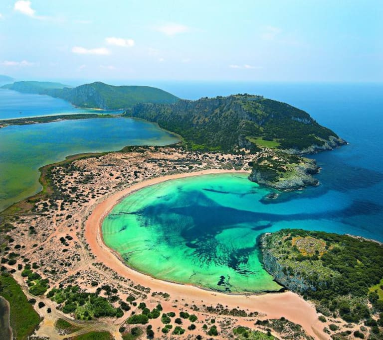 Messinia Famous area of Messinia Peloponnese