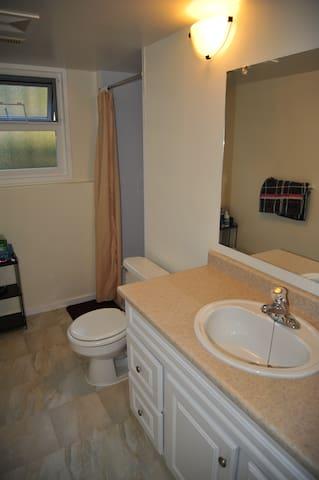 One-bed room, shared bathroom / kitchen - วิกตอเรีย - ที่พักพร้อมอาหารเช้า