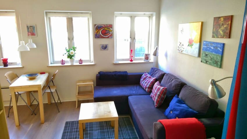 Holiday flat in Faaborg, Denmark - Faaborg - Apartment