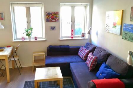 Holiday flat in Faaborg, Denmark - Apartamento