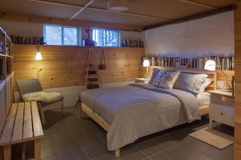 Scandinavian Modern Apartment