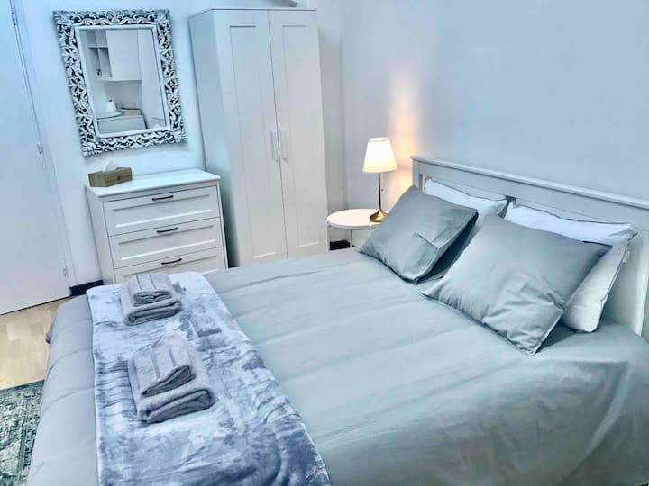 Newly Renovated Unique Studio in down-town Nicosia