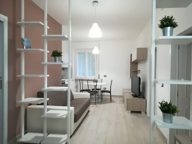 CasaPaola appartement face à la mar. Pescara
