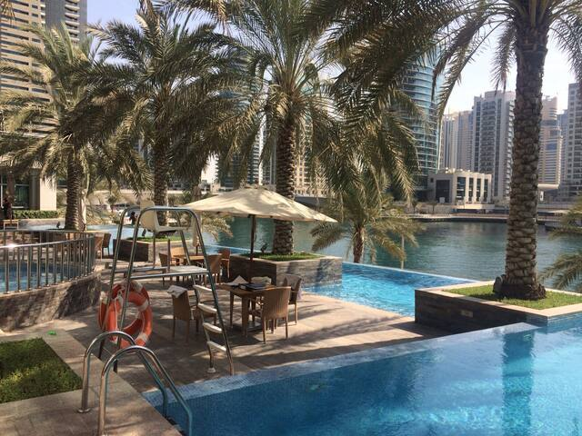 Enjoy MARINA&SEA Views Apartment - Dubai - Byt