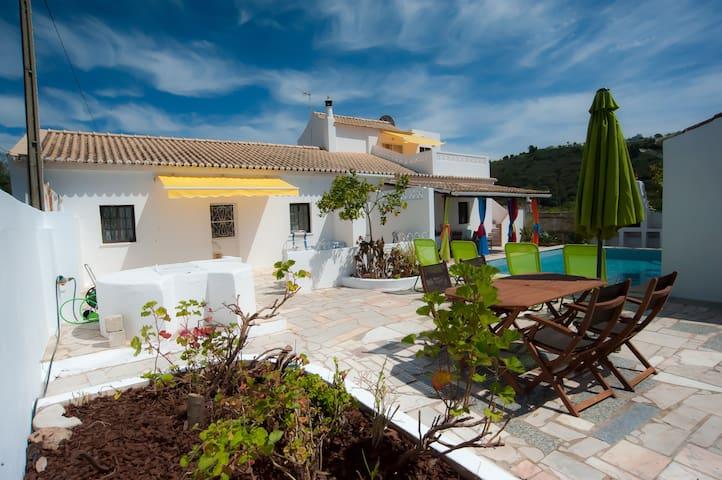 Casa Sorriso - São Bartolomeu de Messines - Casa de férias